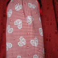 Robe bretelles