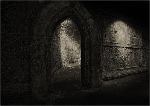 La grotte aux coquillages de Margate