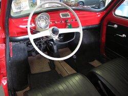 Nostalgie: Fiat 500