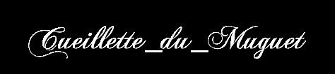 Cueillette _du _Muguet