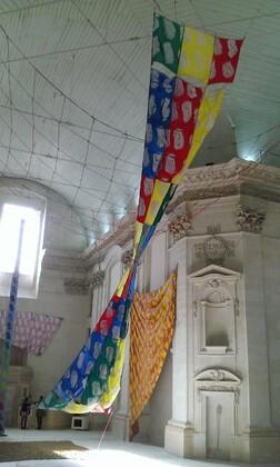 Voiles, cordes, filets, parasols…