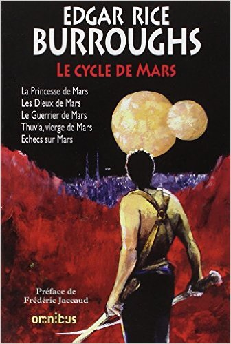 Livre - Le cycle de mars (integral 1)