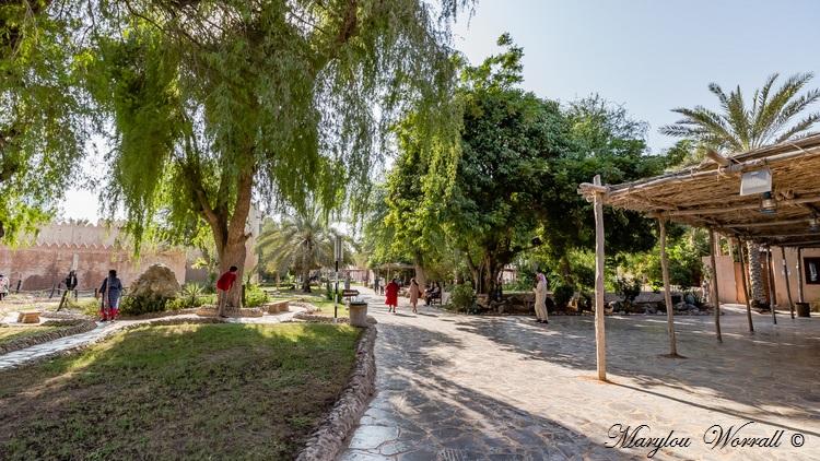 Abu dhabi : Heritage village Zamal Lawal 1/3
