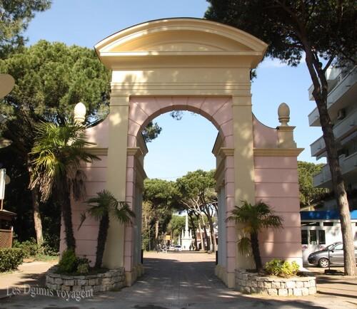 Lilo Degli Estensi en Italie