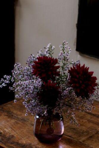 Un bouquet pour Martha