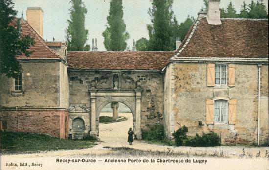 Les Landel et les Cousturier ont vécu à la Chartreuse de Lugny