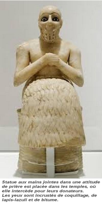 Mésopotamie – Festivals, cérémonies et prières