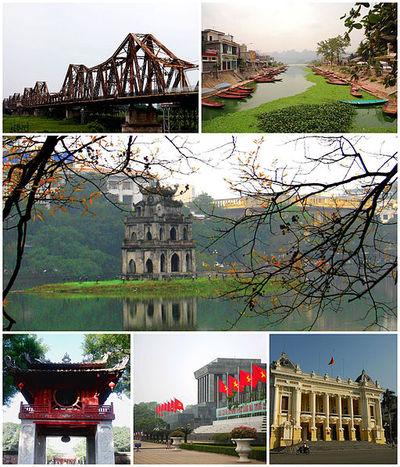 Blog de lisezmoi :Hello! Bienvenue sur mon blog!, Le Vietnam : Hanoi