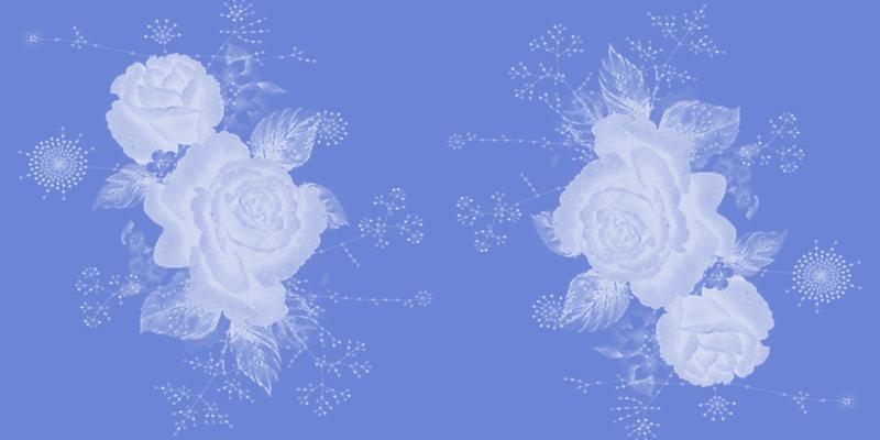 Textures transparentes rose bleu blanc etc