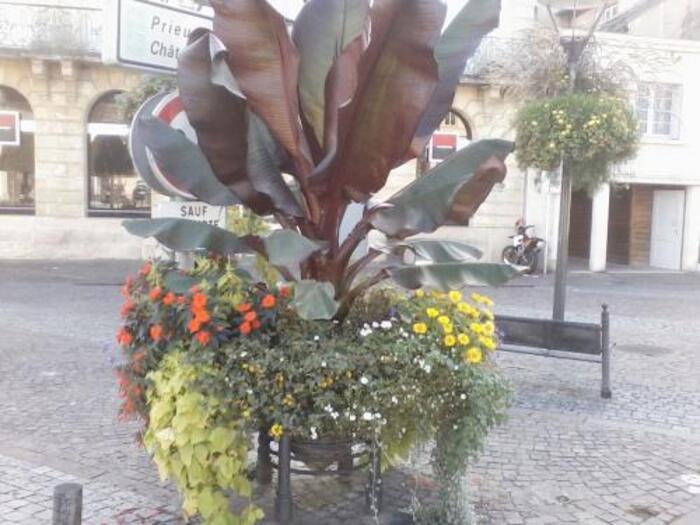La Reole (ville fleurie)