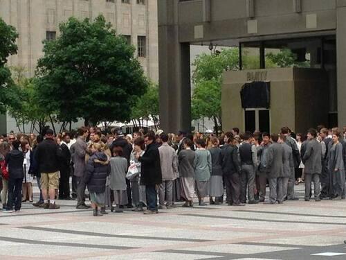 Divergent : Photo du Tournage