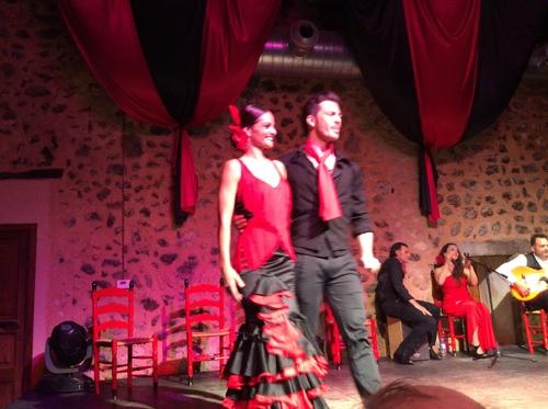 Danse de Flamenco, Espagne