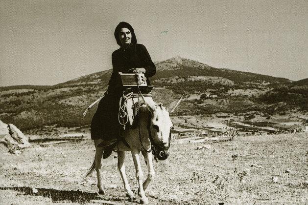 Les Pâtres du désordres de Nico Papatakis (1967) * Οι Βοσκοι