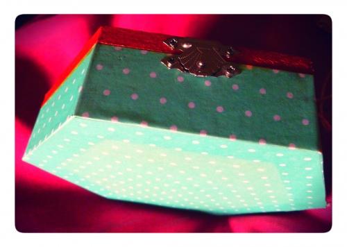 Boîte à Bijoux Hérisson