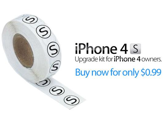 Un iPhone 4S pour un euro ?