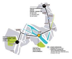 Marche des Fiertés 2014 : Luxembourg / République