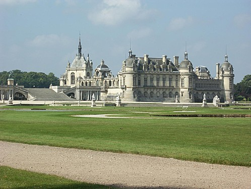 Chateau de Chantilly 1