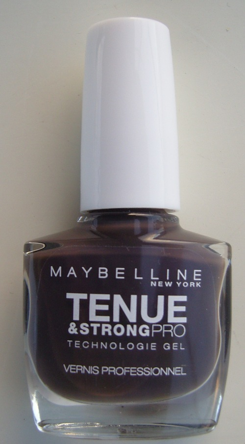 Swatch : Gemey Maybelline - Taupe Couture - n° 786
