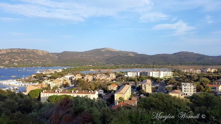 Corse : Porto Vecchio, Santa Giulia