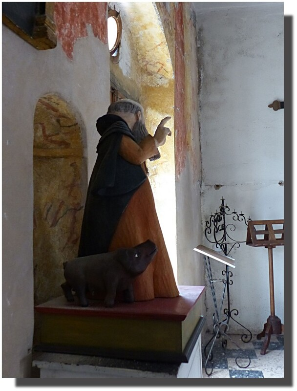 statue du XIVème siècle