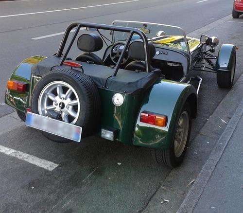 ma voiture du samedi