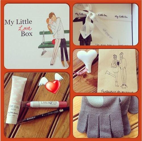 MyLittleBox, Février 2014 Spoiler