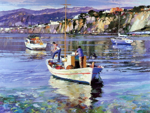 howard behrens