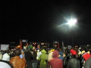 Concert de Teddy Afro