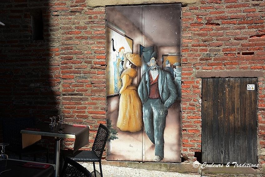 Images de Toulouse Lautrec à Albi