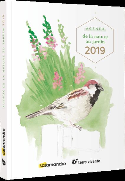 Un bel agenda 2019 : La Salamandre-Terre vivante