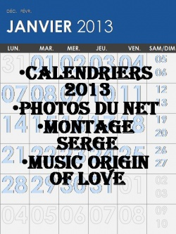 pps calendrier 2013
