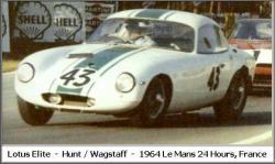 Le Mans 1964 II