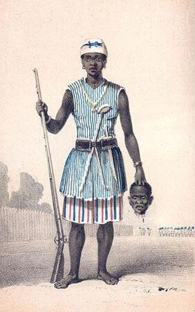 Ces femmes guerrières qui firent trembler l'Afrique