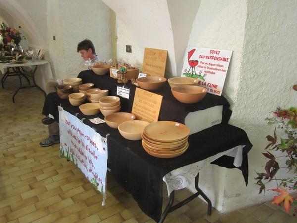 Une belle exposition de champignons organisée par la Société Mycologique du Châtillonnais