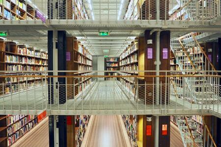 La bibliothèque la plus incroyable de Paris