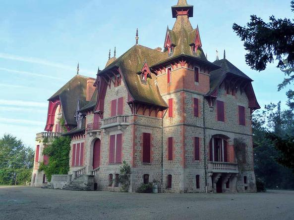 Vézelay - Le Puy en Velay 2010  -Issy-l'Evêque - Mont (Bourbon-Lancy)(23km)