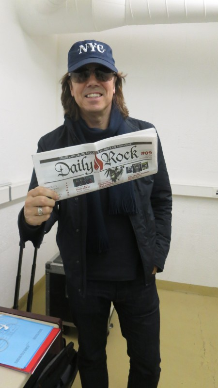 Joey Tempest : Interview