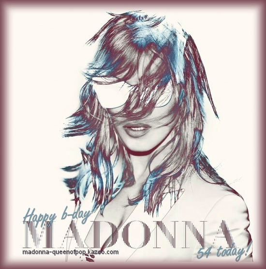 happy birthday madonna - 16-08-12
