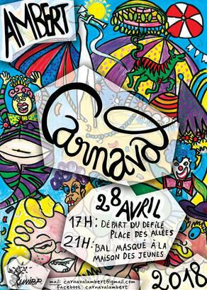 Carnaval 2018 - On se prépare...