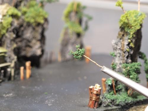 la création d'un arbre