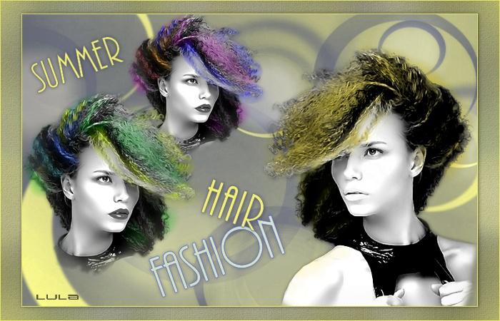 Effets couleurs sur une image désaturée avec Photofilitre Studio (#2)