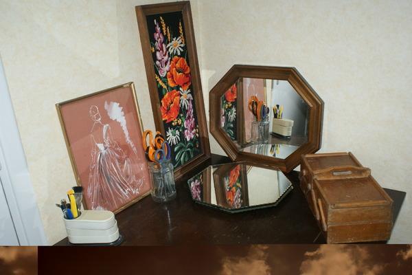 N°138- un miroir