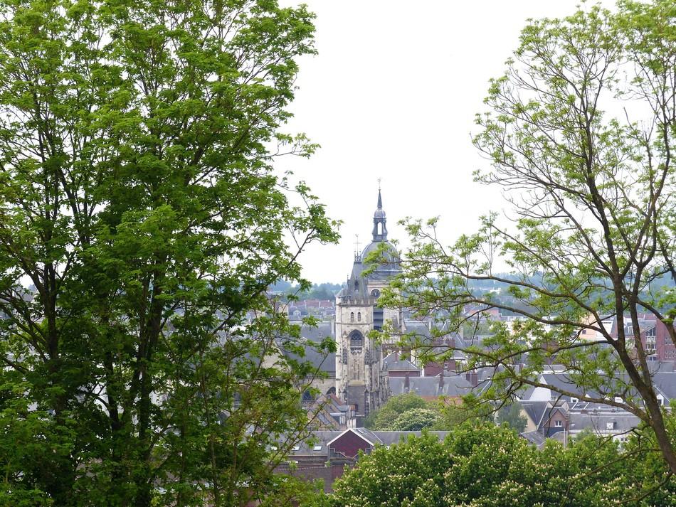 La Citadelle d'Amiens (suite)