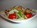 Recette de la salade de poulet !