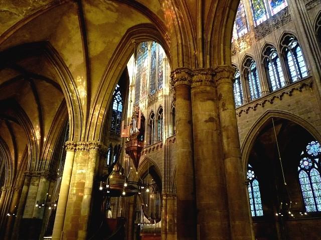 La nuit des cathédrales à Metz 19 Marc de Metz 2012