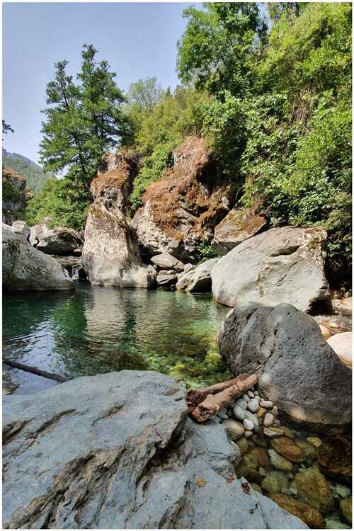 Rivières et cascades