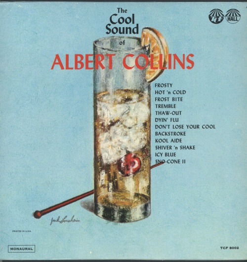 Albert Collins : Dyin' Flu