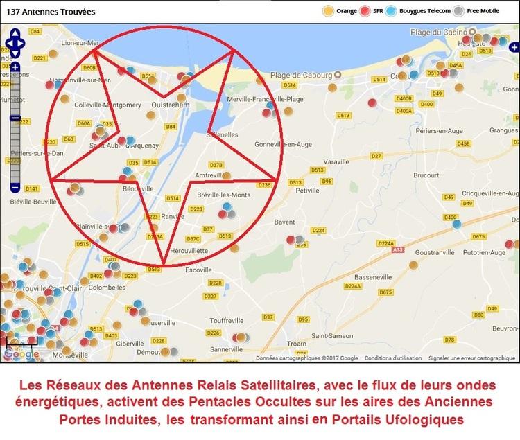 Les Pentacles Occultes Modernes !