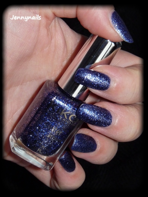 - Swatch - KIKO : Starry Indigo (407)
