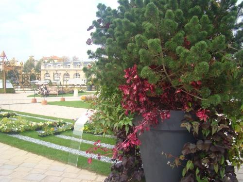 Jardins éphémères de Nancy...8° édition. et la famille Lemoine.